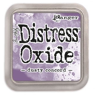 Tim Holtz distress oxide dusty concord