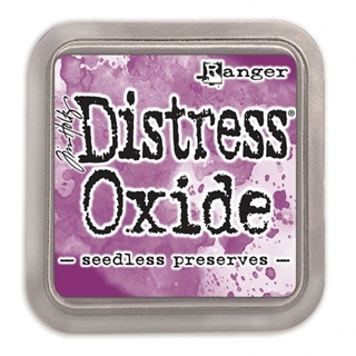 Tim Holtz distress oxide seedless preserves