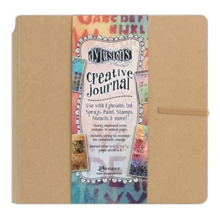 Dyan Reaveley's Dylusions creative journal square