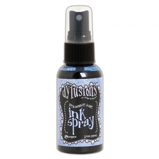Dylusions ink spray 59ml periwinkle blue