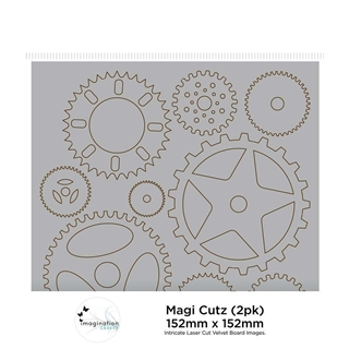 Imagination Crafts Magi Cutz - Tandwielen
