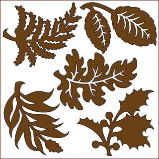 Imagination Crafts Magi-Cutz Leaves