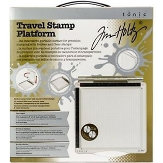 Tonic Studios Tim Holtz Travel Stamp Platform 6.5""