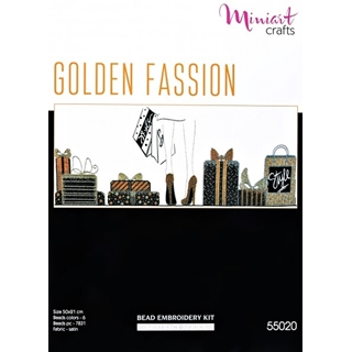 Beads Kit Golden Fashion