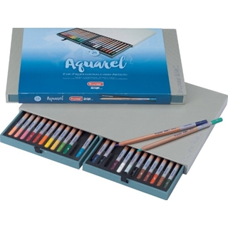 Colour Box Aquarel 24 Stuks