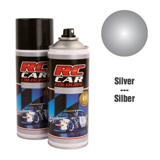 GHIANT RC Car Silver Metallic Pearl 933 - 150ml