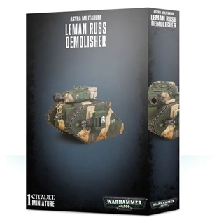 Astra Militarum Lemann Russ Demolisher