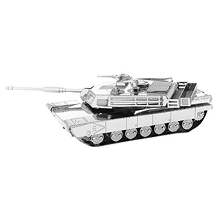 Metal Earth M1 Abrams Tank