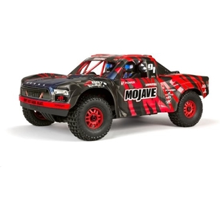 Mojave 6S BLX 1/7TH Scale Desert Racer Black/Red