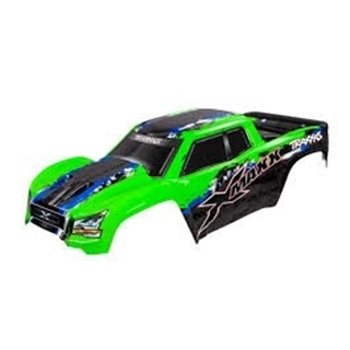 Body X-MAXX, Green