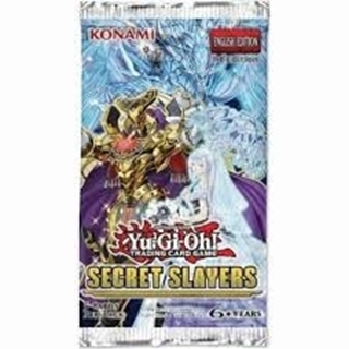 YGO Secret Slayers Booster Display