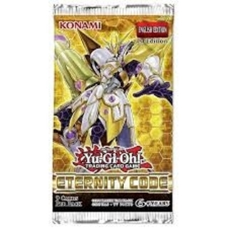 YGO - Eternity Code - Booster Display