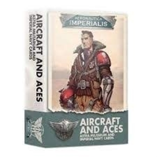 Aeronautica Imperials: Aircraft and Aces Astra Mil
