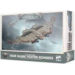 Aeronautica Imperialis:Tiger Shark Fighters-Bomber