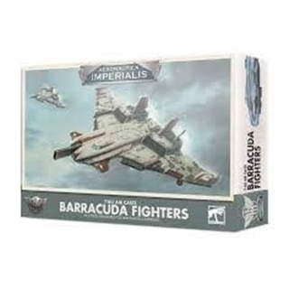 Aeronautica Imperialis: Barracuda Fighters