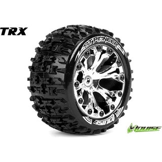 1/10 Stadium Truck Tires / HEX 12mm