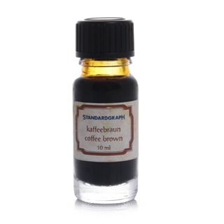 Ink 10 ml Coffee Brown