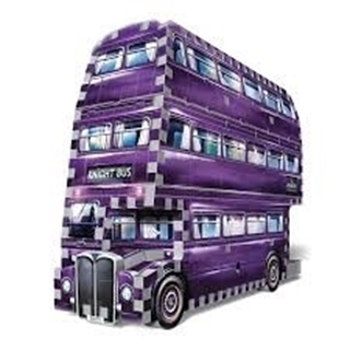 Harry Potter The Knight Bus 3D