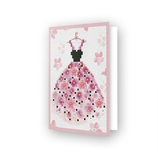 Diamond Dotz - Greeting Card PARTY TIME