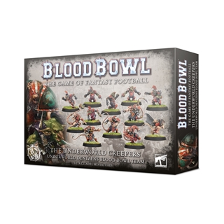 Blood Bowl: The underword creepers