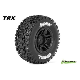 1/10 Short Course Tires Mounted