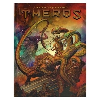 D&D Mythic Odysseys of Theros Limited Edition EN