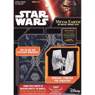 Metal Earth Star Wars EP7 Special Forces TIE Fight