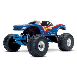 Traxxas Big Foot 1/10th Monstertruck RTR