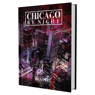 Vampire: The Masquerade 5th Ed. Chicago by Night