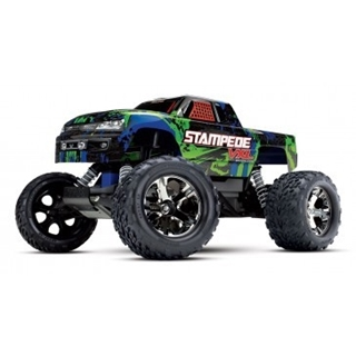Stampede VXL BrushlessBleutooth optional TSM no battery/charger