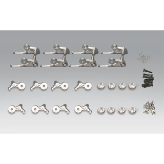 Suspentions - Set of Metal for Panzer IV