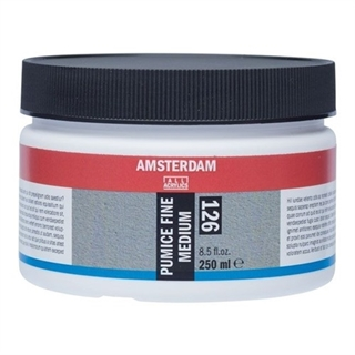 Puimsteen medium fijn 250ml