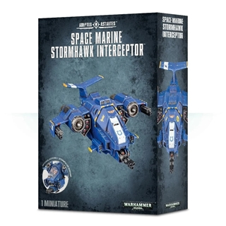 Space Marines: Stormhawk Interceptor