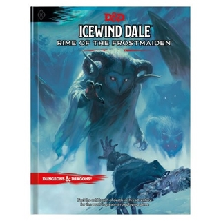 D&D Icewind Dale: Rime of the Frostmaiden - EN