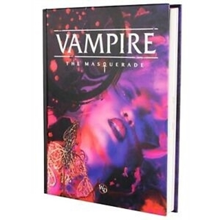 Vampire: The Masquerade 5th Edition Core Rulebook9