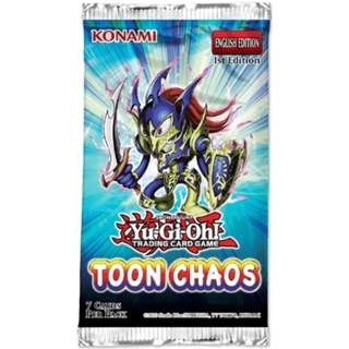 YGO - Toon Chaos - Booster Display  Unlimited Reprint - EN