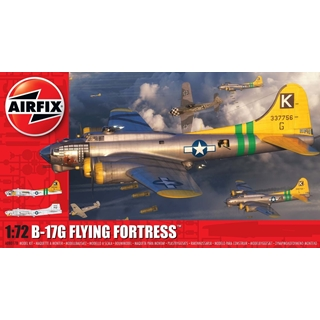 1/72 Boeing B17G Flying Fortress