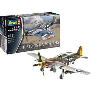 P-51D Mustang (late version) 1/32