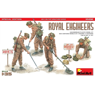 Royal Engineers Special Edition 1/35