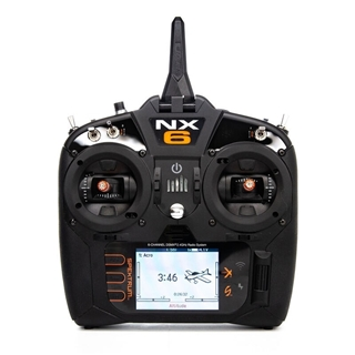NX6 6 Channel Transmitter Only