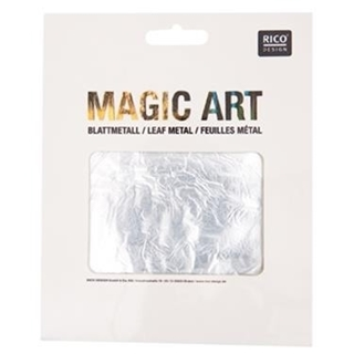 Magic Art Bladmetaal Zilver