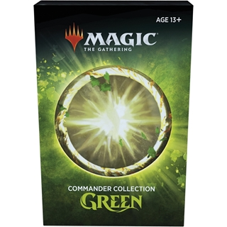 MTG - Commander Collection: Green WPN Excl