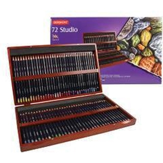 Studio Pencils Houten Box (72st)