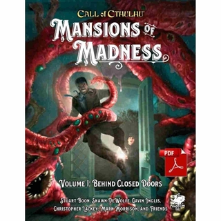 Mansions of madness vol 1