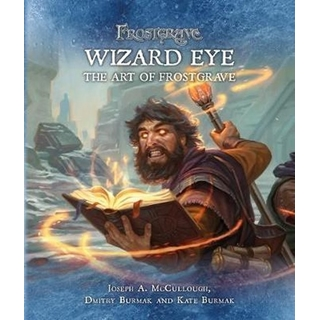 Wizard eye the art of frostgrave