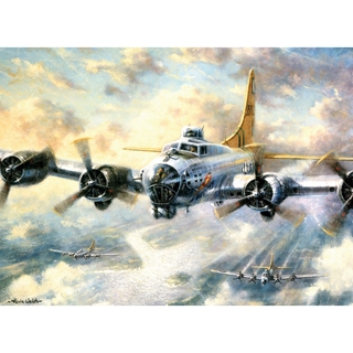 Volwassene A3 - FLYING FORTRESS