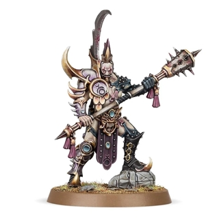 Hedonites of Slaanesh Lord of Pain