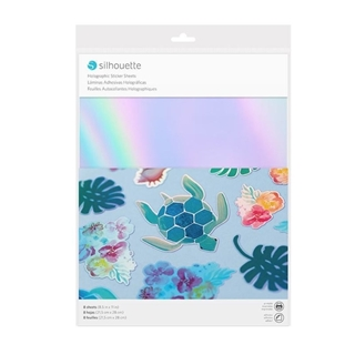 Sticker Paper - Holographic