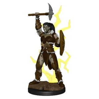 D&D - Icon of the Realm - Goliath Barbarian Female