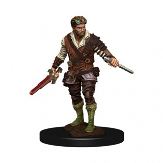 D&D - Icon od teh Realm - Human Rogue Male